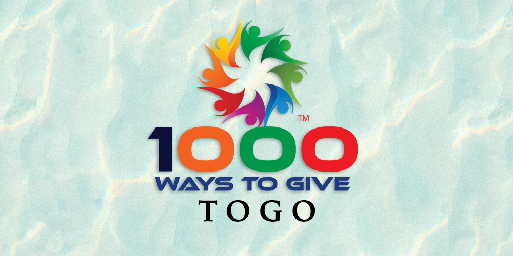 Picture of 1000 Ways To Give Togo